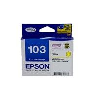 Tinta Printer Epson Yellow T1034