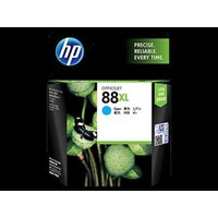Tinta HP Ink Cartridge C9391A 88 Large - Regular- Cyan