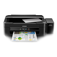 Printer Multifungsi Epson L380