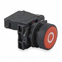 Push Button Flush Schneider XB5AA4322 Merah