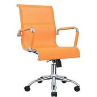 Donati Kursi Kantor Racier 2 C HDT - Orange