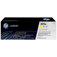 Toner Printer Cartridge HP Original LaserJet 305A - CE412A - Kuning