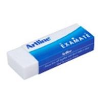 Penghapus Pensil Artline EER-8 - Putih - 1 Karton Isi 4 Pak @ 40 Pcs