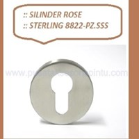 Tutup Kunci Pintu Sterling 8822-PZ-SSS