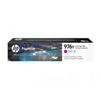 Tinta Printer HP 976Y Mag Original PageWide Cartridge L0R06A