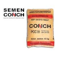 Semen CONCH 40kg (1 DO = 250 sak)