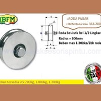 Roda Pagar IBFM 363.200