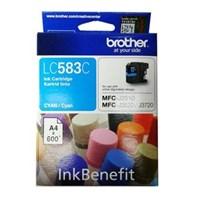 Tinta Printer Brother Ink Cartridge LC583 - Cyan