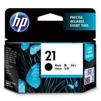 Tinta Printer HP 21 Black Ink Cartridge