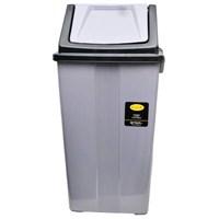 Tempat Sampah tutup goyang 20 liter