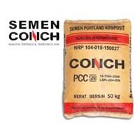 Semen CONCH 50kg (1 DO = 200 sak)