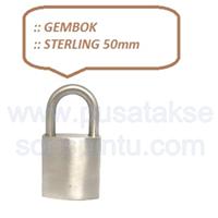 Gembok Sterling 50 mm