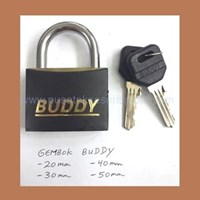 Gembok Buddy 20 mm