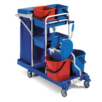 Morgan Multi Purpose Trolley (115x65x107)