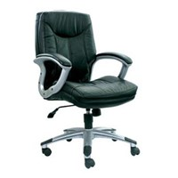 Chairman Premier Collection Kursi Kantor PC 9230 A - Hitam - Inden 14-30 Hari