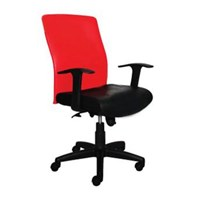Gresco Kursi Kantor Director Chair GC 202 M - Merah - Inden 7-14 Hari