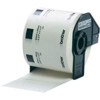 Pita Printer Brother Address Label DK-11209 - 62 x 29 mm - Roll Isi 800 - Putih