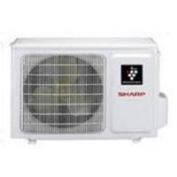 Ac Sharp Standard 1 Pk Outdoor Only Putih Ah-A9sey