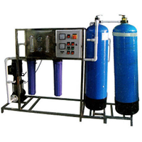 Mineral Water Ro Plant (Purified Water)