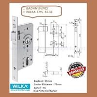 Badan Kunci 5791/55-SS Wilka