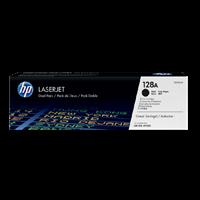 TONER PRINTER HP 128A Black Dual Pack LJ Toner Cartridge