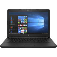 Laptop HP 14-bw096TU RAM 4GB HDD 500GB Win10 Home SL 14.0