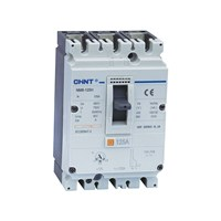 Breaking Capacity Type H70-100KA NM8-400H/3300  3P