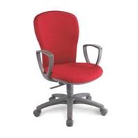 Kursi Kerja / Kursi Kantor Chitose Legno 203 - Merah