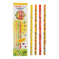 Pencil P-106 (2B) (Bug Land) Joyko
