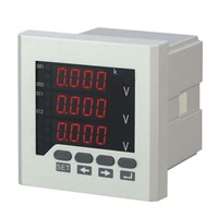 Three-Phase AC Voltage Meter LR-AV33