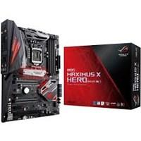 CPU Support Asus Intel LGA1151 ROG MAXIMUS X HERO (WI-FI AC)