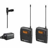 wireless clip on camera Sennheiser ew 100 ENG G3
