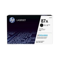 Toner Printer Cartridge HP Original LaserJet 87A - CF287A - Hitam