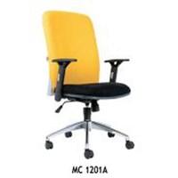 Chairman Modern Chair Kursi Kantor MC 1201 A - Kuning - Inden 14-30 Hari