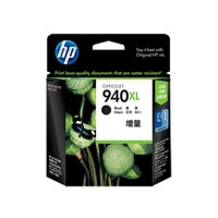 Tinta Printer HP 940XL Black Ink Cartridge C4906AA