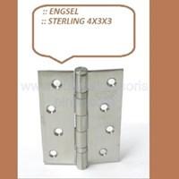 Engsel Pintu dan Jendela Sterling 4x3x3