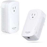 Wireless Router Passthrough Powerline Kit TP-Link 1300Mbps TL-PA8010P KIT(EU)