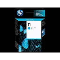 HP Ink Cartridge C4836A No 11 - Regular- Cyan