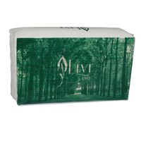 Tissue Minyak / Tissue Dapur Kasar Livi Evo Towel Multifold 150's