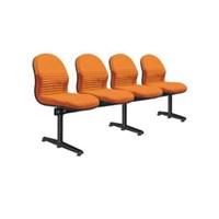 Donati Kursi Tunggu DO 94 - 4 Kursi - Orange