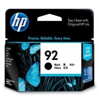 Tinta Printer HP 92 AP Black Inkjet Cartridge