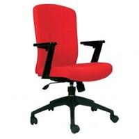 Chairman Modern Chair Kursi Kantor MC 2001 - Merah - Inden 14-30 Hari