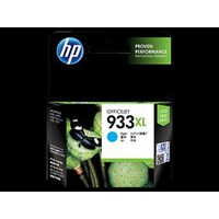 Tinta Printer HP Original Ink Cartridge 933XL - CN054AA - Cyan