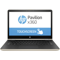 Laptop / Notebook HP Pavilion x360 Convertible 14-ba161TX RAM 8GB HDD 1TB Win10 Home SL 14.0