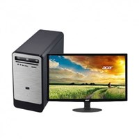 PC Acer Aspire TC708 (i3, 4GB, 1TB, ODD, 19.5IN, DOS)