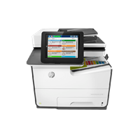 Printer HP PageWide Color MFP 586f