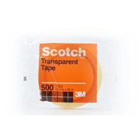 Scotch Transparent Tape 3M 500 - 24mmx66m