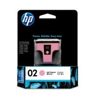 Tinta Printer HP 02 AP Light Magenta Ink Cartridge