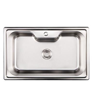 Kitchen Sink Tempat Cuci Piring Teka Linea Valencia 1B