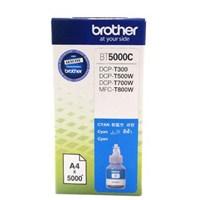 Tinta Printer Brother Ink Cartridg BT 5000C Untuk DCP-T300 - Cyan